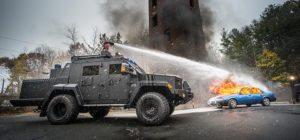 X3-Fire- - Lenco Armored Vehicles