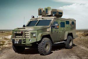 BearCat G4 - Military International - Lenco Armored Vehicles