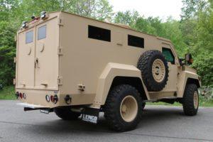 MedEvac - Lenco Armored Vehicles