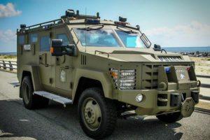 Lenco Armored Vehicles