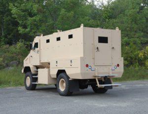 BEAR MRAP (International) - Lenco Armored Vehicles