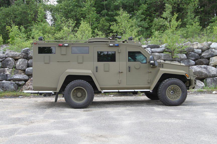 BearCat G3 - Lenco Armored Vehicles