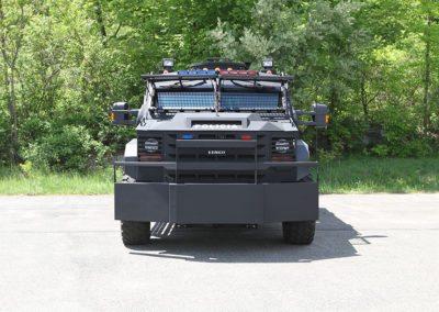 BearCat Anti-Riot (International) - Lenco Armored Vehicles