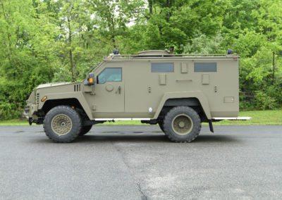 BearCat G3 (Law Enforcement) - Lenco Armored Vehicles