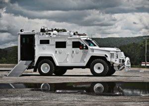 BearCat EOD - Lenco Armored Vehicles
