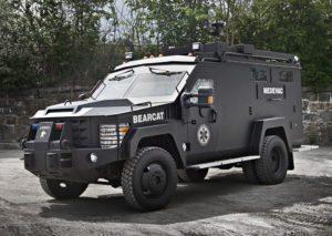 BearCat MedEvac (Law Enforcement) - Lenco Armored Vehicles