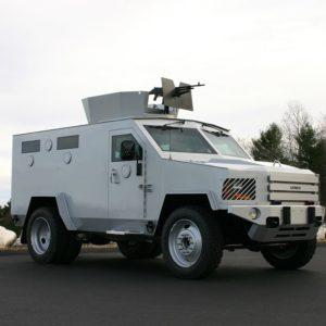 Tammy Light - Lenco Armored Vehicles