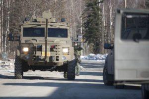Alaska DPS - Lenco Armored Vehicles