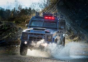 Landcat - Lenco Armored Vehicles
